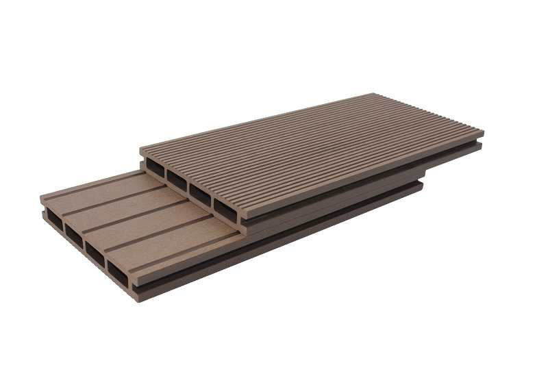 Model: ST-140H25-B - Hollow Decking - 140x25MM