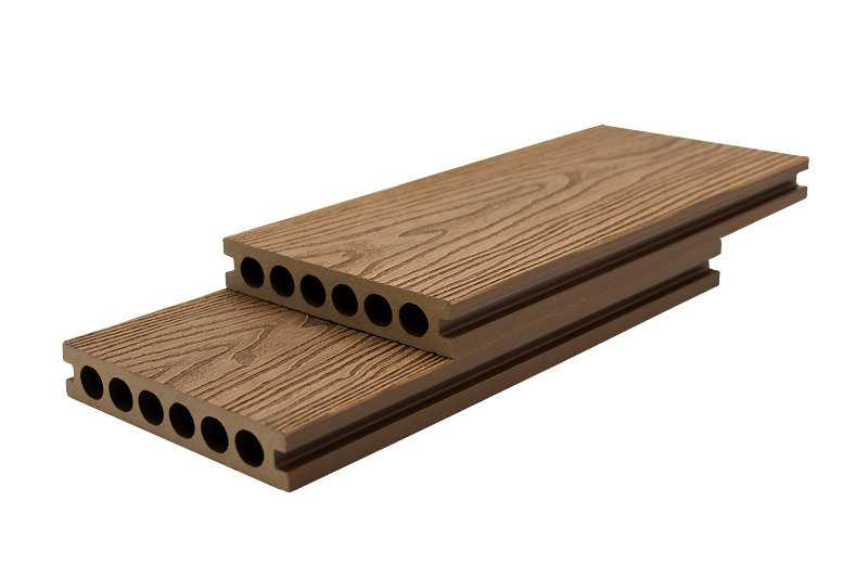 Model: STD-140H25 - Deep Embossed Decking - 140x25MM