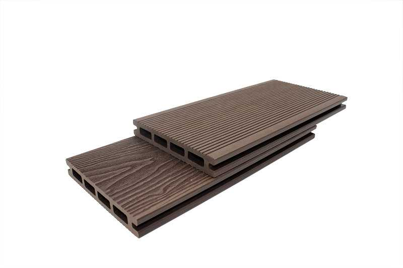 Model: STD-145H21 - Deep Embossed Decking - 145x21MM