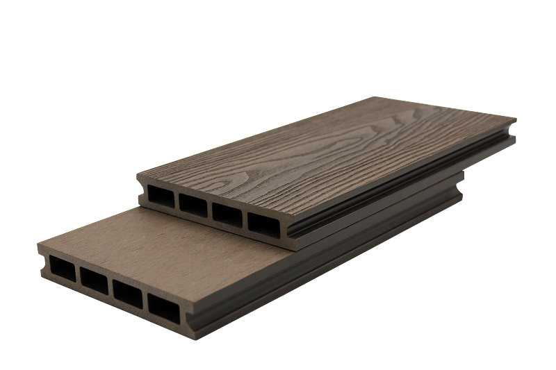 Model: STD-150H25 - Deep Embossed Decking - 150x25MM