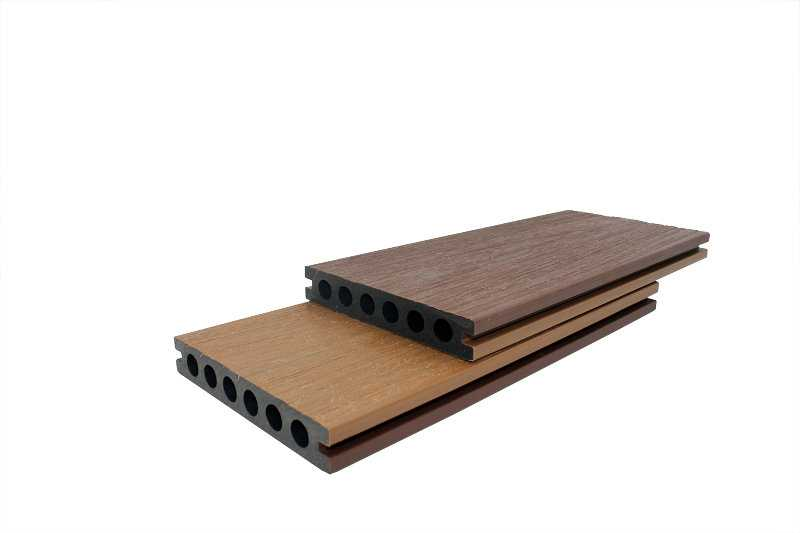 Model: STC-138H23-A - Co-extrusion Decking - 138x23MM