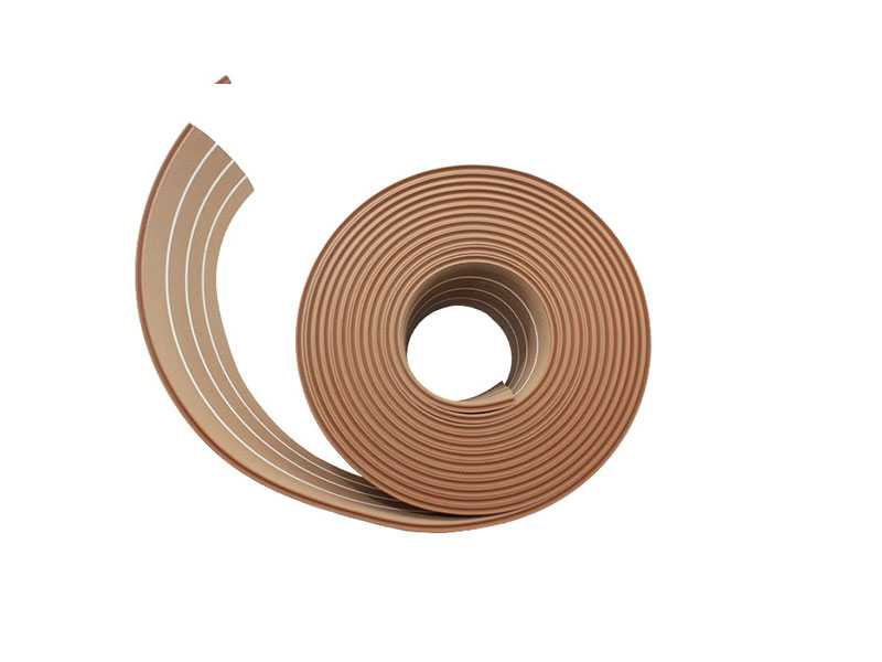 Synthetic Teak (Teak with white lines) - 190x5MM