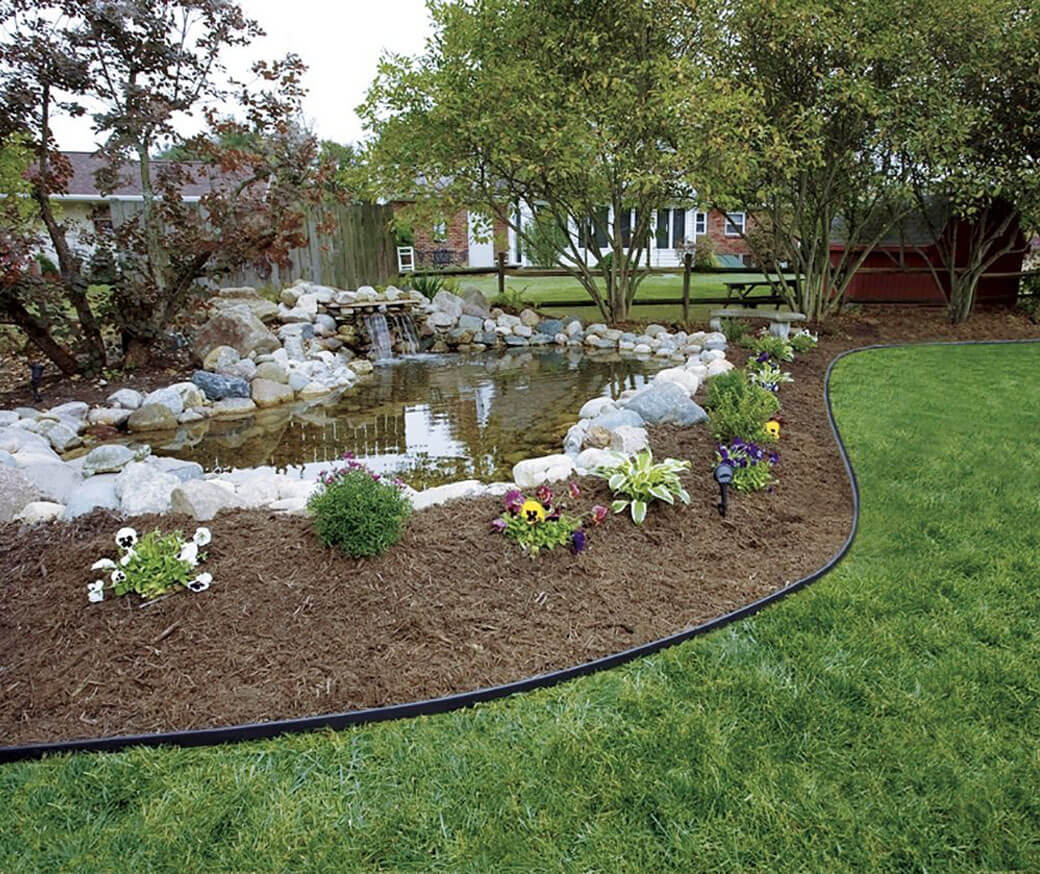 Composite Landscape Edging